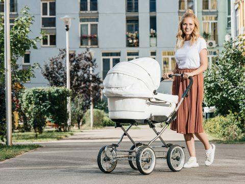 קניית עגלה לתינוק